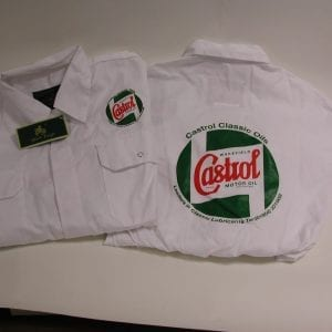 Castrol Classic Clothing - Overalls