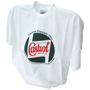 Castrol Classic Clothing - T Shirt