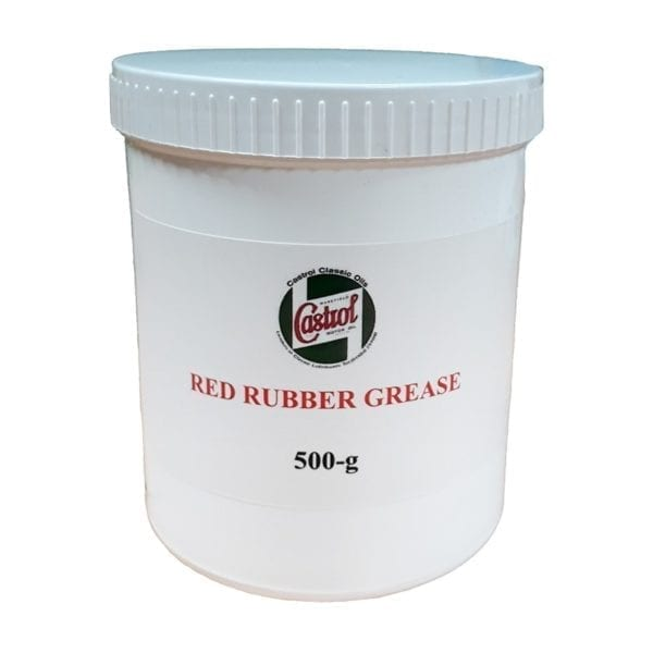 Castrol Red Rubber Grease
