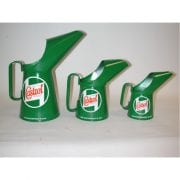 Castrol Classic pouring jugs