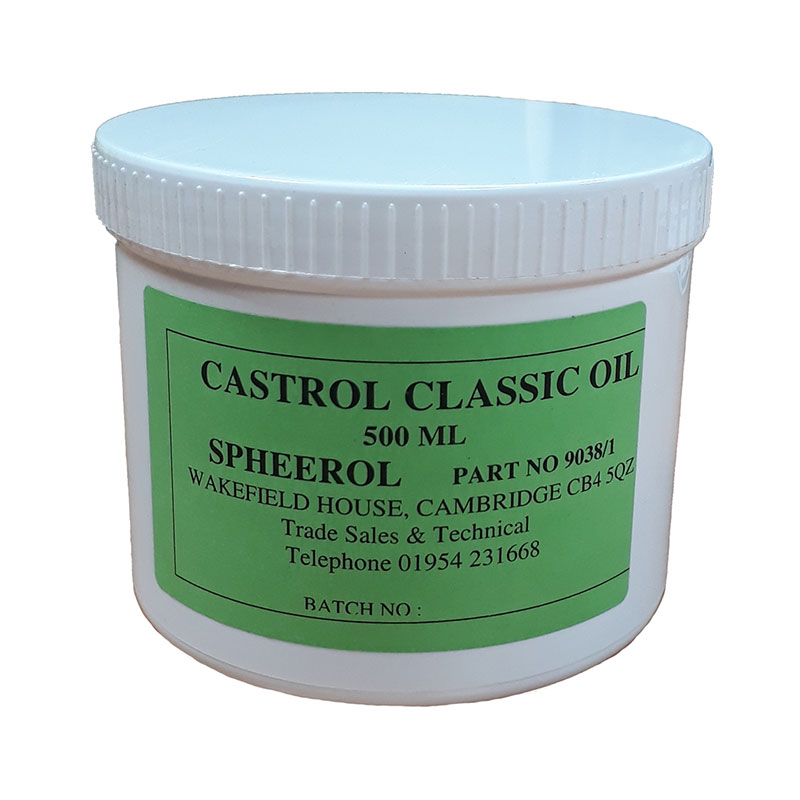 Castrol-Classic-Spheerol-Grease