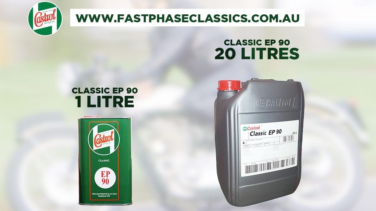 Castrol EP90