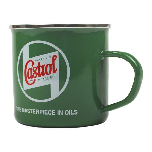 Classic-Castrol-Tin-Mug-Logo-Side