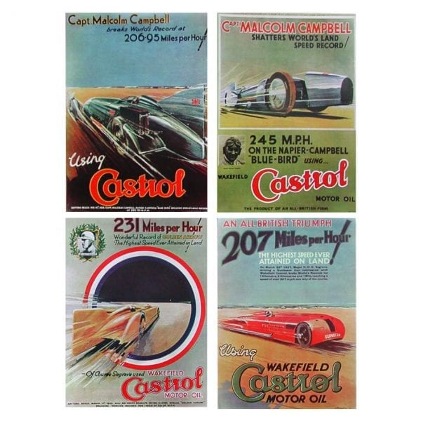 Castrol Classic Posters