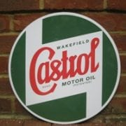 Castrol classic decal pack