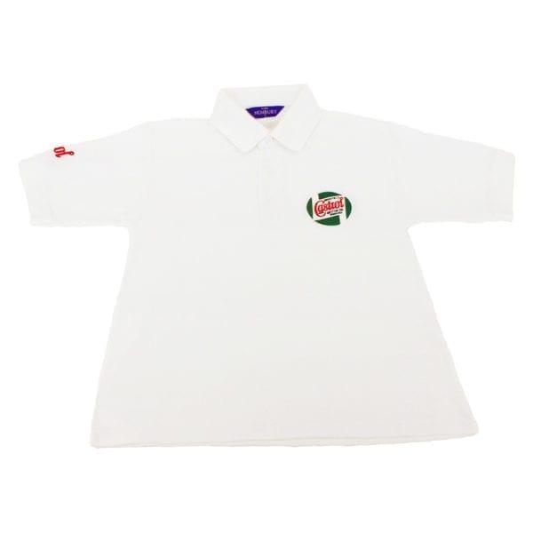 Castrol Classic Polo Shirt