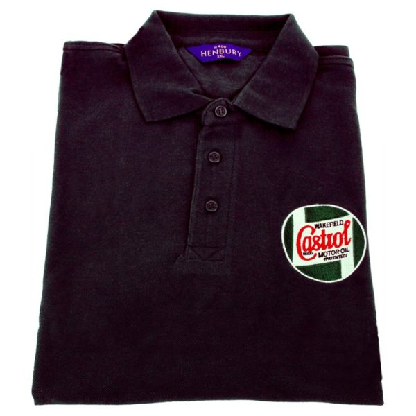 Castrol-Classic-Polo-Shirt-Black-Front