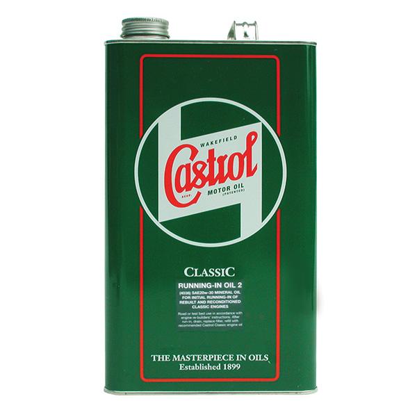 Castrol Classic Running in Oil 2 1 Gallon Australia