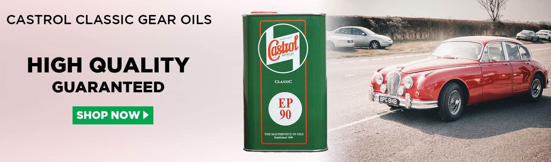 Castrol Classic Gear Oils in Australia