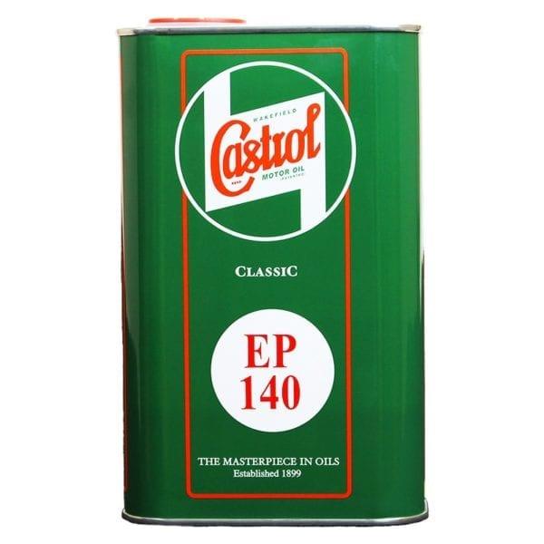 Castrol Classic EP140 Extreme Pressure API GL4 1 L