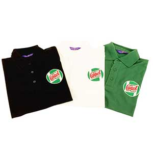 Castrol Classic Polo Shirt All Colors Accessories