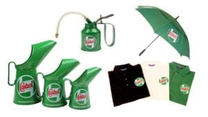 Castrol Classic Regalia Accessories