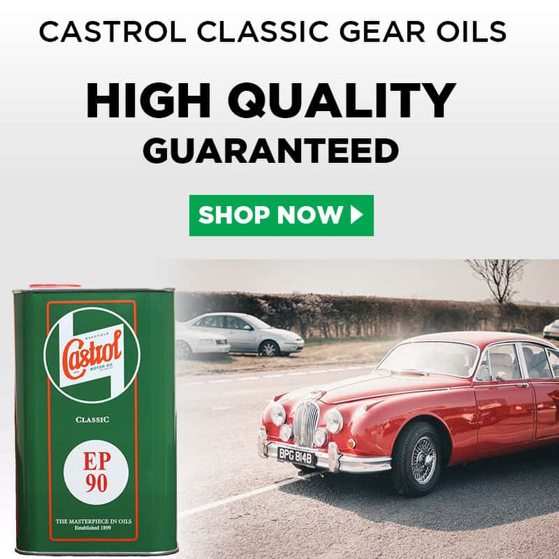 Castrol Classic Gear Oils in Australia