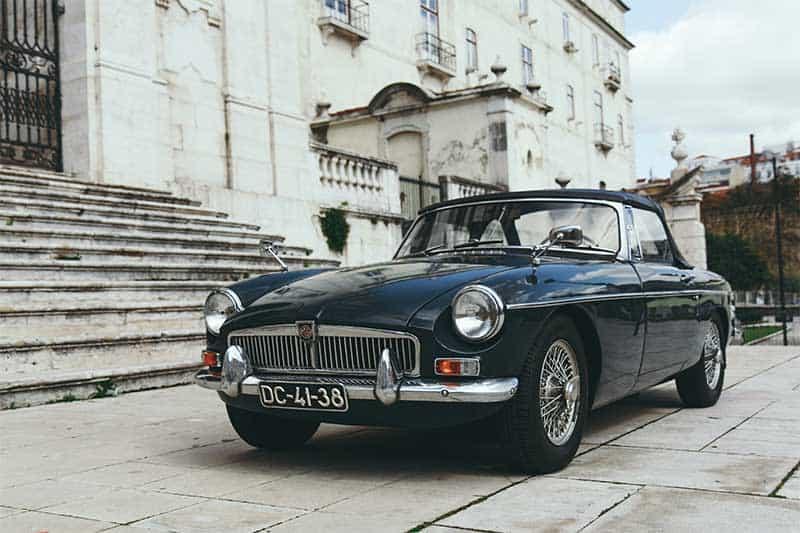 Classic-car-MG