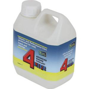 4Life Coolant 1 Litre for Classic Vehicles