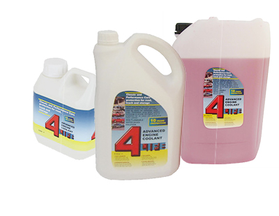 4Life Coolant Different Bottles